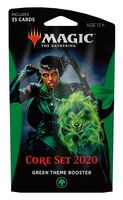 "Бустер ""Magic the Gathering. Core Set 2020. Green"" (35 карт)"