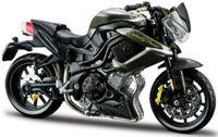 """Модель мотоцикла """"Bburago. Benelli TNT 1130 Century Racer"""" (масштаб: 1/18)"""
