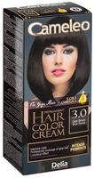"""Крем-краска для волос """"Cameleo"""" (тон: 3.0, темно-коричневый)"""
