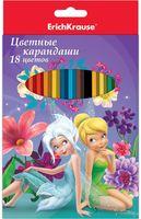 """Набор карандашей цветных """"Феи и невиданный зверь"""" (18 цветов)"""
