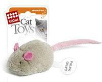 """Игрушка для кошек """"Мышка"""" со звуковым чипом (6 см)"""