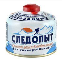 """Газ для портативных плит """"Следопыт"""" (230 гр.)"""