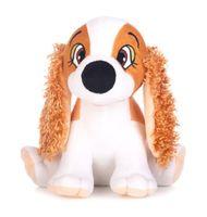 """Мягкая игрушка """"Собака Тина"""" (малая; 15 см)"""
