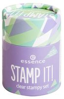 "Набор для стемпинга ""Stamp it"" (штамп, скребок)"