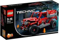 """LEGO Technic """"Служба быстрого реагирования"""""""