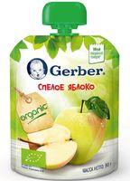 """Детское пюре Gerber """"Спелое яблоко"""" (90 г)"""