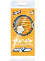 "Станок для бритья одноразовый ""Wilkinson Schick Wilkinson"" (5 шт.)"