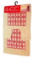 Набор ковриков текстильных (2 шт.; 40х60/40х40 см; арт. S-0032)