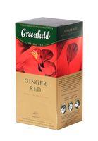 "Чай красный ""Greenfield. Ginger Red"" (25 пакетиков)"