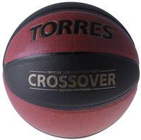 """Мяч баскетбольный Torres """"Crossover"""" №7"""
