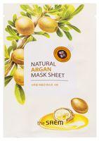 """Тканевая маска для лица """"Natural Argan Mask Sheet"""" (21 мл)"""