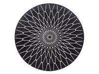Тарелка керамическая (215 мм; арт. S10855-BK01)