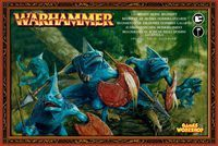 "Набор миниатюр ""Warhammer FB. Lizardmen Skink Regiment"" (88-07)"