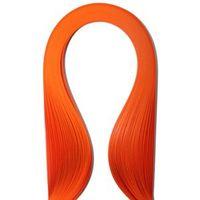 Бумага для квиллинга (300х5 мм; оранжевый; 100 шт.)