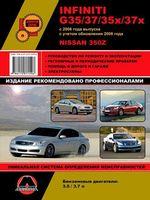 Infiniti G35 / G37 / G35x / G37x c 2006 г. (+ обновление 2008 г.) / Nissan 350Z. Руководство по ремонту и эксплуатации.
