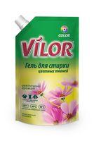 """Средство для стирки """"Для цветного белья. Vilor"""" (1 л)"""