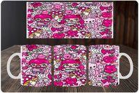 """Кружка """"Розовый мир"""" (art. 125)"""