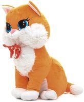 """Мягкая игрушка """"Кошка Люси"""" (42 см; рыжая)"""