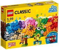 "LEGO Classic ""Кубики и механизмы"""