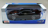 "Модель машины ""Chevrolet Camaro SS Coupe (2017)"" (масштаб: 1/18)"