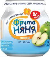 """Детское пюре ФрутоНяня """"Из яблок"""" (100 г)"""
