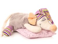 "Мягкая игрушка ""Сонная мышка"" (24 см; арт. 1.89.1)"