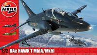 "Тренировочный самолет ""BAE Hawk T MkIa/Mk5I"" (масштаб: 1/72)"