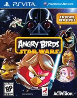 Angry Birds. Star Wars. Русская версия [PSV]