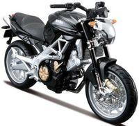 "Модель мотоцикла ""Bburago. Aprilia Shiver 750"" (масштаб: 1/18)"