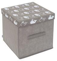 """Коробка для хранения """"Киты"""" (300х300х300 мм)"""
