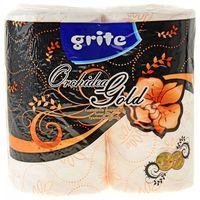 "Туалетная бумага ""Gold Orchidea"" (4 рулона)"