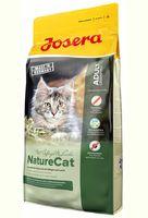 """Корм сухой для кошек """"NatureCat"""" (2 кг; птица, лосось и травы)"""