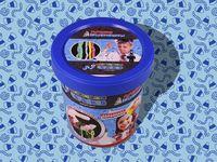 """Набор для опытов """"Лучшие эксперименты. Цветные полимерные червяки"""" (синий)"""