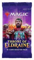 "Бустер ""Magic the Gathering. Throne of Eldraine"" (15 карт)"
