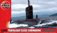 "Подводная лодка ""Trafalgar Class Submarine"" (масштаб: 1/350)"