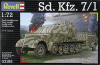 Sd Kfz 7/1 (масштаб: 1/72)
