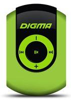Плеер Flash Digma C1 4Gb (зеленый)
