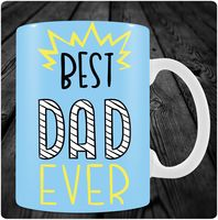 "Кружка ""Best Dad Ever"" (art.7)"