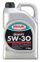 """Масло моторное """"Megol Quality"""" 5W-30 (5 л)"""
