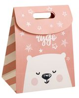 """Пакет бумажный подарочный """"Маленькое чудо"""" (18х10х23 см)"""