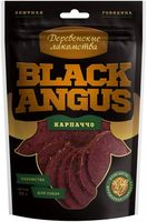 """Лакомство для собак """"Black Angus. Карпаччо"""" (50 г)"""