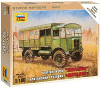 """Сборная модель """"Британский грузовик """"Матадор"""" (масштаб: 1/100)"""