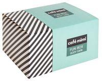 """Подарочный набор """"Fun Box"""" (крем, мыло, соль для ванны, мочалка)"""