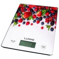 Кухонные весы Lumme LU-1340 (лесная ягода)