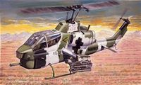 "Вертолет ""AH-1W Super Cobra"" (масштаб: 1/72)"