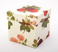 "Подарочная коробка ""Roses"" (11х11х11 см)"
