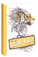 "Блокнот ""My color life"" (А6)"