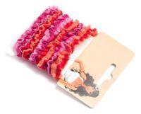 Набор резинок для волос разноцветных (6 шт.; арт. 5221-1024)