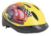 """Шлем велосипедный """"Funq Red Car"""" (желтый; р. 48-54)"""