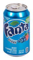 """Напиток газированный """"Fanta. Ягоды"""" (355 мл)"""